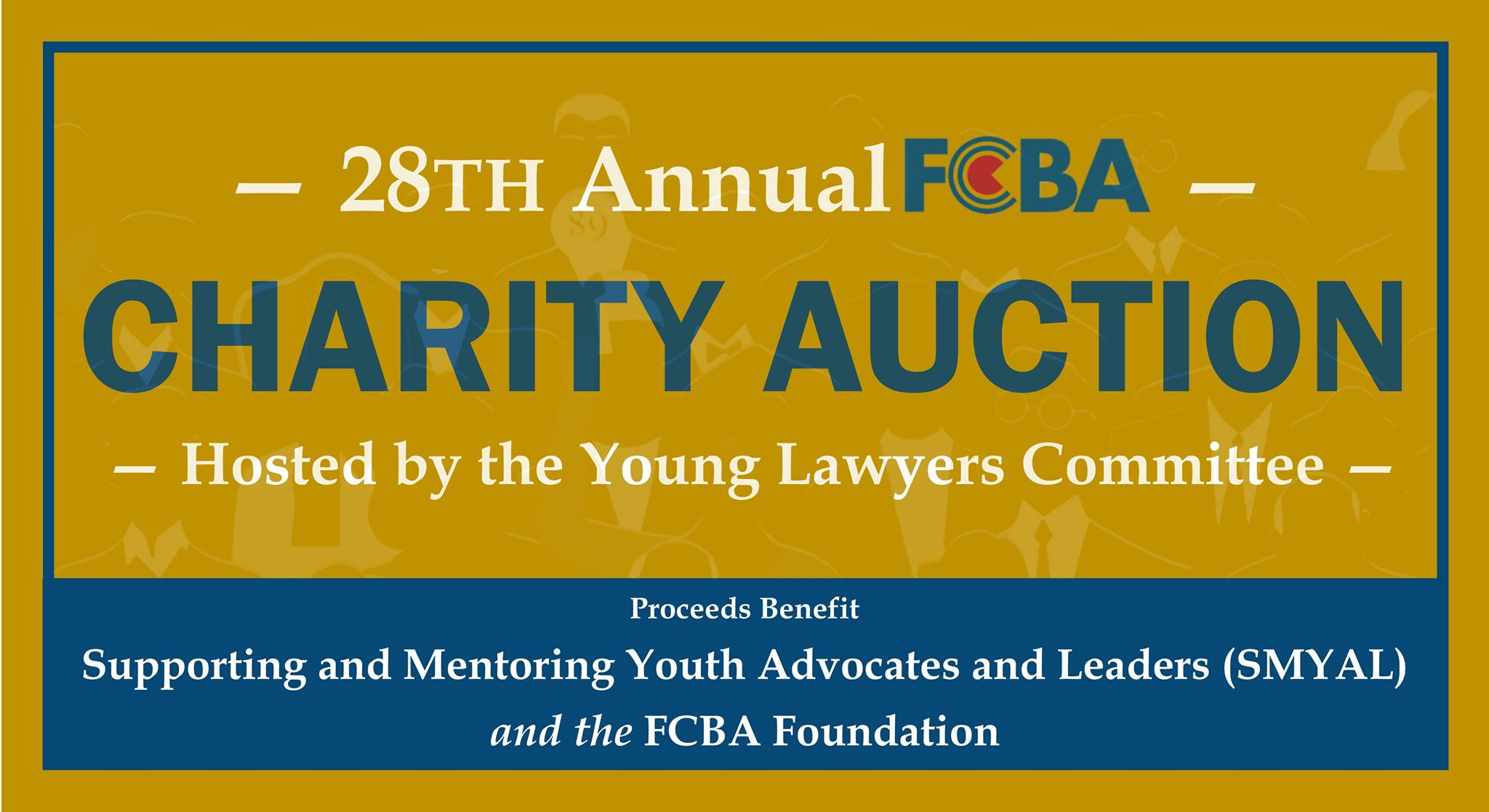 Mark Your Calendar for the 28th Annual FCBA Charity Auction